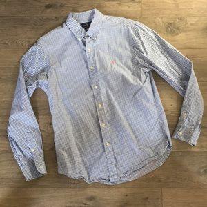 Slim fit Ralph Lauren button up dress shirt